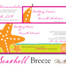 130x130 sq 1366985349392 wedding invitations sioux falls seashell breeze