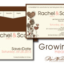 130x130 sq 1366985510667 wedding invitations sioux falls growing hearts