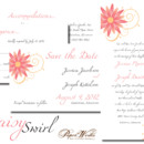130x130 sq 1366985585265 wedding invitations sioux falls autumn delight daisy swirl