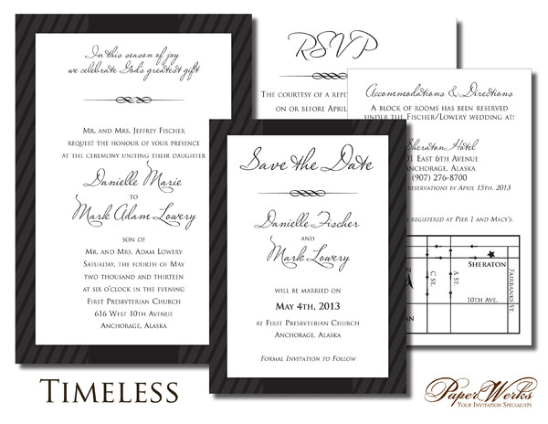 paperwerks sioux falls sd wedding invitation With wedding invitations sioux falls