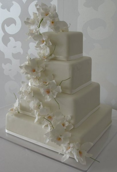 Something Sweet By Michelle Worcester MA Wedding Cake