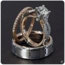 130x130 sq 1468259942709 bridal set 2 tone