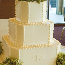 220x220 sq 1281631755494 weddingcake4a