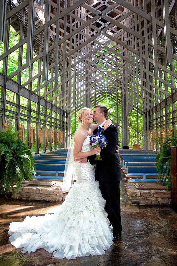 Thorncrown Chapel Venue Eureka Springs Ar Weddingwire