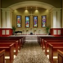 130x130 sq 1367357096083 jhess chapel setup 2 stain glass