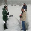 130x130 sq 1391613603586 co snowshoe weddin