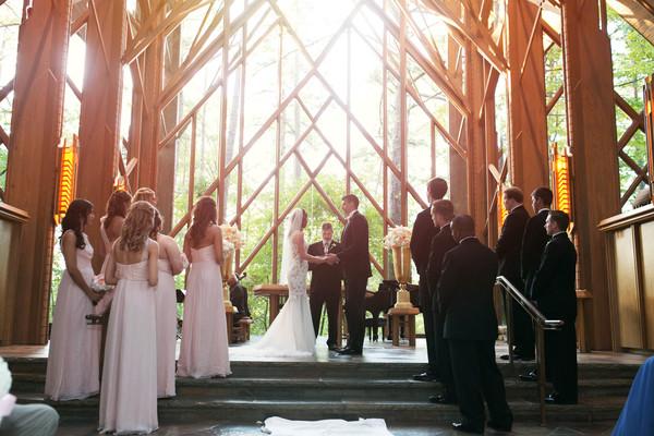Garvan Woodland Gardens - Hot Springs, AR Wedding Venue