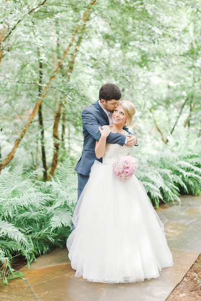 Garvan Woodland Gardens Hot Springs Ar Wedding Venue
