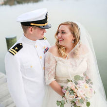 220x220 sq 1526497159 c9329b94d9ba6367 1526497158 d0f16e09db5cc682 1526497149404 2 military wedding v