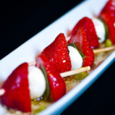 130x130 sq 1424109016257 strawberry caprese skewer