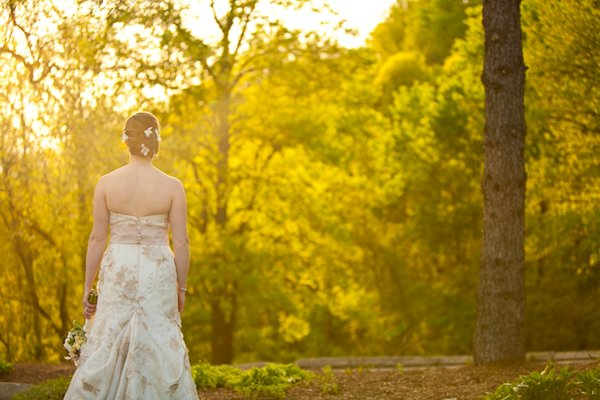 An Outdoor Wedding Ceremony At London S Hunt Club: Cockeysville, MD Wedding Venue