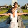 A Charleston Beach Wedding image