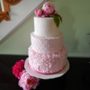 130x130 sq 1459898300420 pink expo cake 001