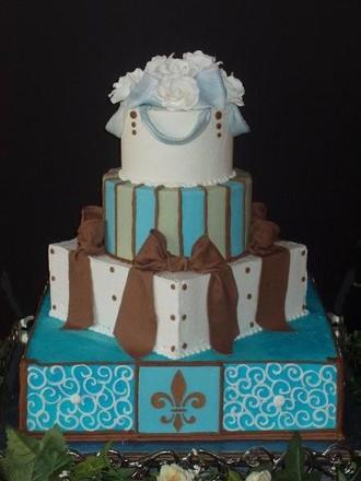 Wedding cakes shreveport louisiana