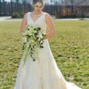 130x130 sq 1367508501862 melissa kroll cascade bouquet