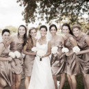 130x130 sq 1383959289450 amy and bridesmaid