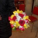 130x130 sq 1384308219424 karis gong bridesmaid bouque