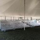 130x130 sq 1445541702725 bleacher tent