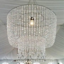 220x220 sq 1473281691284 clear chandelier