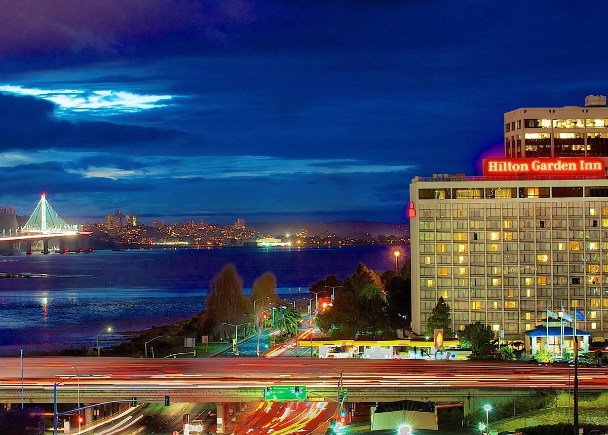 Hilton Garden Inn San Francisco Oakland Bay Bridge Venue Emeryville Ca Weddingwire