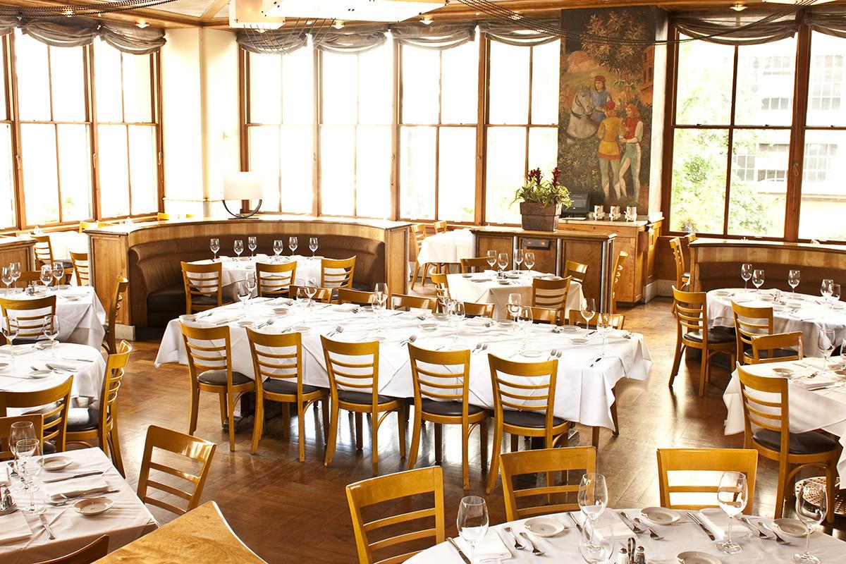 Il fornaio cucina italiana seattle venue seattle wa for Cucina italiana