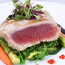 130x130 sq 1393964638631 ahi tuna with seaweed salad