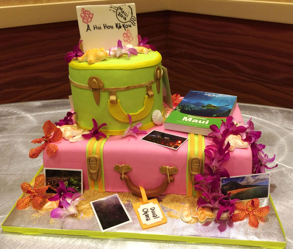 Aloha Cakes Az Wedding Cake Phoenix Az Weddingwire