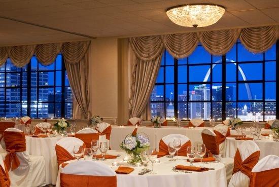 st louis city center hotel saint louis mo wedding venue