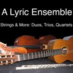 A LYRIC ENSEMBLE