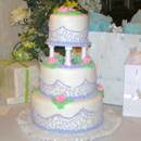 130x130 sq 1486621236935 ines  steve wedding cake