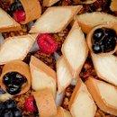 130x130 sq 1359578067055 gourmetsweettraywithtartsbarsberries