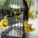130x130 sq 1359578244563 birdcagewithflowers