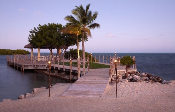 Postcard Inn Beach Resort And Marina Islamorada Fl Wedding Venue