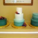 130x130 sq 1433175931342 table cakes eucalyptus ombre