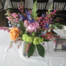 130x130 sq 1427133720028 mixed flower vase 2