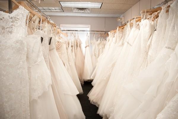 Bridal gowns cincinnati oh flower girl dresses for Wedding dress shops reading