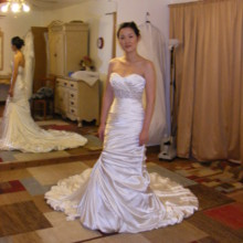 Alterations veils by beatrice dress attire austin for Wedding dress alterations houston