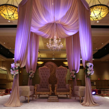 220x220 sq 1466453323737 hyatt regency columbus mandap.jpg