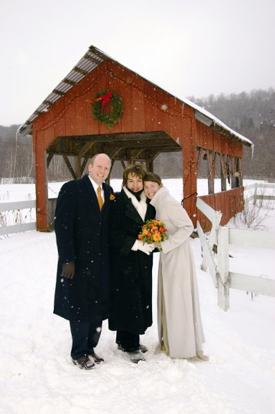 "photo 1 of Annie Alexander-Kramer ""The Parsonne--The Vermont Wedding Officiant"""