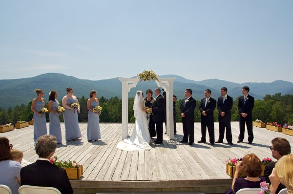 "photo 2 of Annie Alexander-Kramer ""The Parsonne--The Vermont Wedding Officiant"""