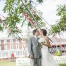 130x130 sq 1367931380298 moran  bride and groom outside 3