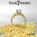 130x130 sq 1466783823930 yellow gold eng ring side view
