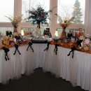 Winter Formal Candy Buffet Bar - New Years Eve 2011