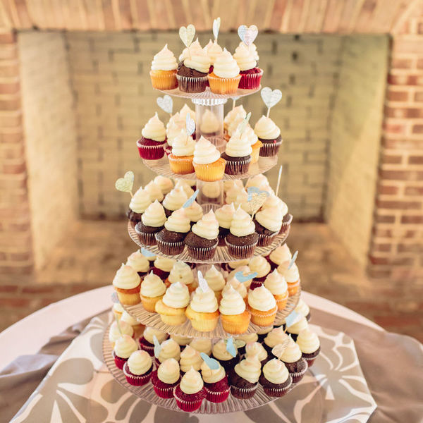 Cupcake Downsouth Photos, Wedding Cake Pictures, Greater Charleston ...