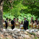 130x130 sq 1423933963798 bridal party by stone wall