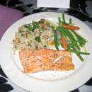 130x130 sq 1426705745844 plate salmon 2