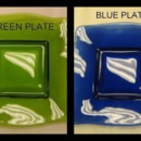 130x130 sq 1385408974151 green blue plates collage caloosa tent and renta