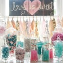 130x130 sq 1458654409443 aqua pink wedding candy bar.original