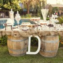 130x130 sq 1458654484340 diy rustic wedding ideas wine barrels and burlap
