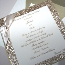 220x220 sq 1394752116337 embossed wedding invitation 3creative wedding